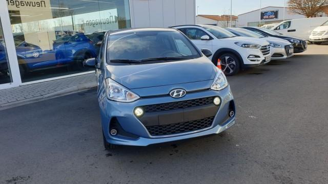 Hyundai i10 1.0 Passion Plus - Bild 1