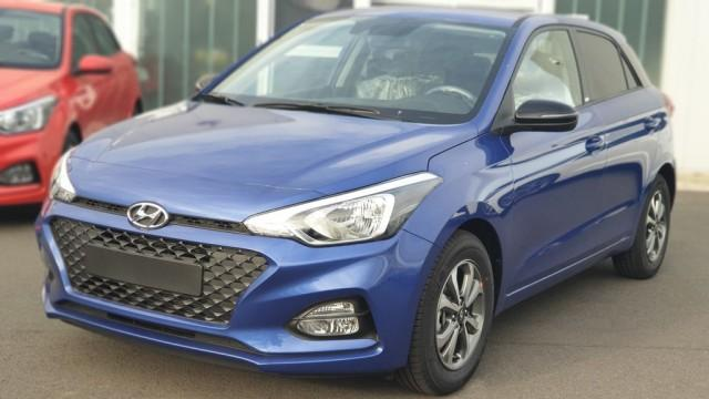 Hyundai i20 1.2 Facelift Sonderedition YES! 2019 84PS - Bild 0