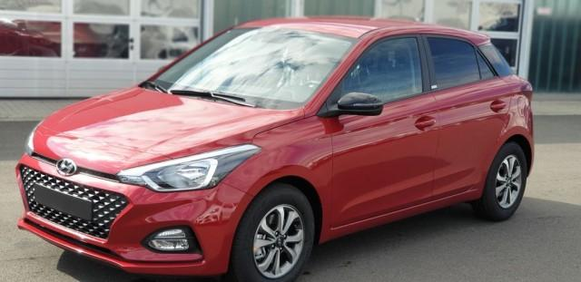 Hyundai i20 1.2 Benzin 84PS Sonderedition Advantage - Bild 1