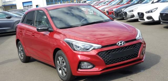 Hyundai i20 1.2 Benzin 84PS Sonderedition Advantage - Bild 0