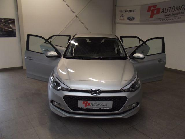 Hyundai i20 1.2 Intro Edition – Neues Modell - Bild 5