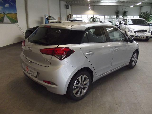Hyundai i20 1.2 Intro Edition – Neues Modell - Bild 6