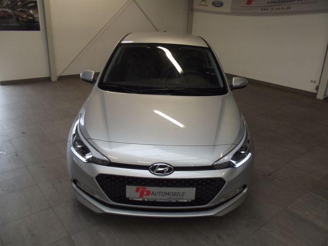 Hyundai i20 1.2 Intro Edition – Neues Modell - Bild 3