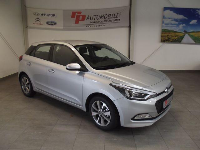 Hyundai i20 1.2 Intro Edition – Neues Modell - Bild 1
