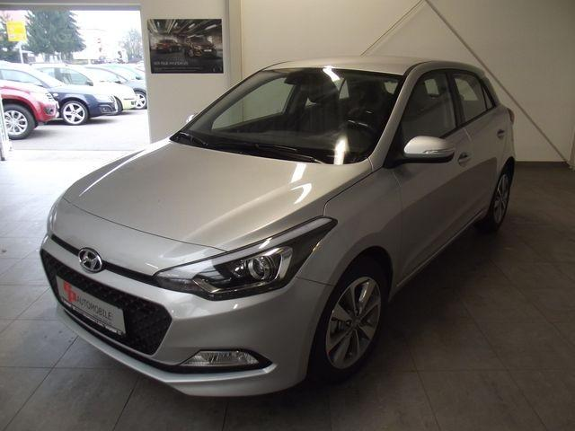 Hyundai i20 1.2 Intro Edition – Neues Modell - Bild 2