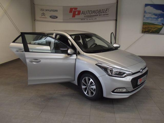 Hyundai i20 1.2 Intro Edition – Neues Modell - Bild 4